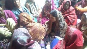 Babu's farmer father Ram Prasad said the news of his death has devastated his daughter-in-law, Rubi Devi.(File photo)