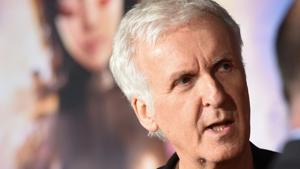 Filmmaker James Cameron attends the premiere of Alita Battle Angel on February 5, 2019 at the Westwood Village Regency Theatre in Westwood.(AFP)