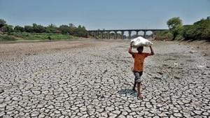 India is the world's largest user of groundwater extracting 250 cubic kilometres every year – more than one-fourth of the world total.(UDAY DEOLEKAR)