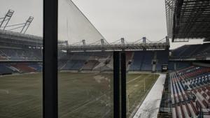 The home ground of Wisla Krakow in Krakow, Poland.(NYT)