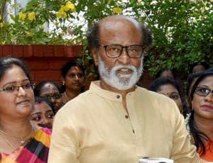 Former Union Minister invites Rajinikanth to join BJP