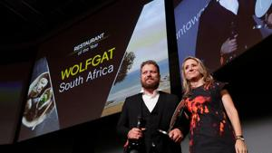 This tiny South Africa beach restaurant has been crowned best in world