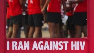 As many as 9,603 people have been found to be HIV positive in Uttarakhand in the last 16 years, and a significant number of these, 536, were women, according to the data of the Uttarakhand state AIDS Control society.(AP)