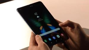 Samsung 'Galaxy Fold' foldable smartphone goes official