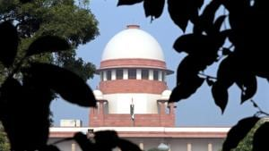 """While some non-government organisations urged the SC to withdraw the order till a proper rehabilitation policy is drawn up, others welcomed the order saying the law had resulted in """"fragmentation"""" of forest land.(REUTERS)"""