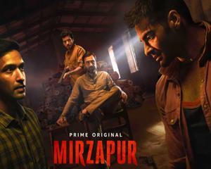 Mirzapur's second season has been announced.