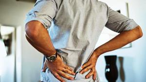 The most common form of back pain comes from mechanical wear and tear of the support tissues of the spine, which is caused by weak musculature and cannot be seen in an X-ray or MRI. (Shutterstock)