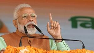 The army has resolved to wipe out terrorists and their harbourers following the Pulwama attack, Prime Minister Narendra Modi said Sunday.(ANI)
