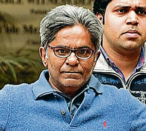 A day after Rajiv Saxena, an accused in the ₹3,600 crore AgustaWestland VVIP chopper purchase case moved an application to be an approver, a Delhi court ordered the recording of his statement.(Sanchit Khanna/HT PHOTO)