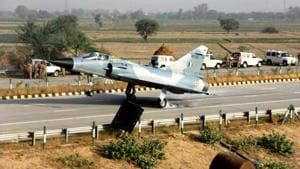 India used 12 Mirage 2000 fighter jets, an airborne early warning and control (AWAC) aircraft system, a mid-air refueller and drones.