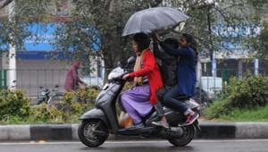 The weather is expected to remain clear on Thursday and Friday.(Keshav Sharma/HT)