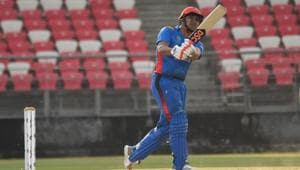 Afghanistan vs Ireland second ODI washed out due to rain(Twitter)