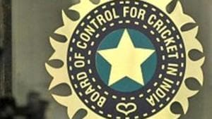 File image of BCCI logo.(Getty Images)