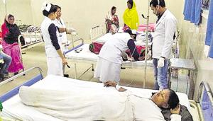 Najafgarh likely to get 100-bed hospital.(AFP)