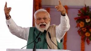 Addressing a rally in Amethi on Sunday, PM Modi had said the work at the ordnance factory there had been delayed and the number of jobs promised had not been provided to the local people.(ANI)