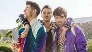 The Jonas Brothers disbanded in 2013.
