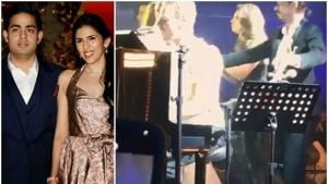 The Akash Ambani-Shloka Mehta pre-wedding functions in Switzerland saw a huge gathering of Bollywood stars.(Instagram)