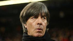 File photo of Germany coach Joachim Loew.(REUTERS)