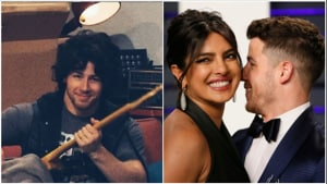 Priyanka Chopra is in love with Nick Jonas' hilarious new look, see pics