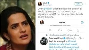 This isn't the first time that Sona Mohapatra has taken on Salman Khan.
