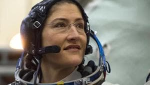 2 NASA astronauts set for first-ever all female spacewalk