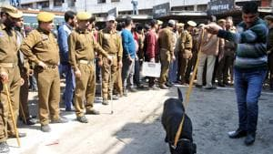 Mohammad Riyaz, a resident of Anantnag district's Mattan village, died while undergoing treatment at the Government Medical College (GMC) hospital in the early hours, the officials said.(Nitin Kanotra / HT Photo)