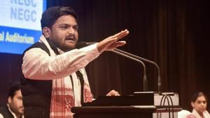 While Patidar leader Hardik Patel has decided to join the Congress ahead of the March 12 Congress Working Committee meeting in Ahmedabad, party MLA and Other Backward Class (OBC) leader Alpesh Thakor may defect to the Bharatiya Janata Party (BJP).(PTI)