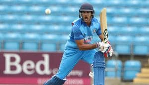 File image of Mayank Agarwal(Getty Images)
