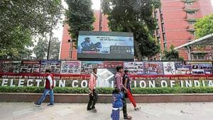The Umesh Sinha Committee was constituted by the EC last year to address the 'challenges in the wake of expansion and diversity of media platforms'.(Reuters)
