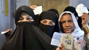 Bihar had a Muslim population of 1. 37 crore in 2001, which rose to 1.75 crore in 2011, an increase of over 27%. The state sent three Muslim MPs in 1999 and 2009 while in 2014, their number rose to four.(HT)