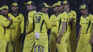 India vs Australia, 5th ODI Highlights: AUSwin by 35 runs, clinch series