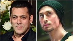 Tiger Shroff had an interesting question for his senior Salman Khan. Know it here.