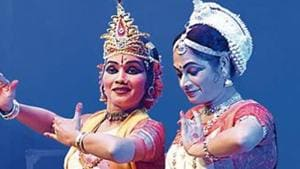 Vani Madhav (right), a South City 1 resident, is an acclaimed Odissi dancer who has performed at many prestigious venues across the country.