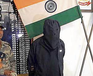 Police said that the special investigation team formed to probe the double murder had arrested Sunil Singh alias Sunil Kumar of Rohtas in Bihar from Bokaro Thursday.(HT Photo)