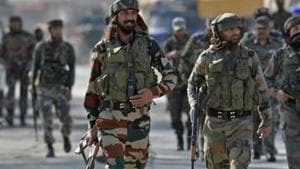 India picked a 200-soldier team for 2018 exercise.(AFP File Photo)