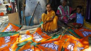 For the last 20 years, Nowgong Lok Sabha constituency has been held by the BJP, and is currently held by Rajen Gohain of the Bharatiya Janata Party (BJP), who defeated Manash Borah of Congress in the Lok Sabha elections.(Sarangadhara Bishoi)