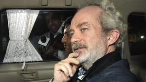 Agusta Westland scam accused middleman Michel Christian(PTI file photo)