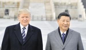 Though unstated, there is no doubt that the natural slowdown in the economy is being exacerbated by the continuing the US-China trade war. President Donald Trump has extended the deadline on imposition of 25% tariffs on nearly $500 billion of Chinese exports to the US in recognition that progress was being made in ongoing trade negotiations(AFP)