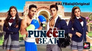 Puncch Beat is closest to the film Student of the Year in both tone and treatment.
