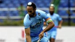 File image of former India hockey captain Sardar Singh(Frank Uijlenbroek)