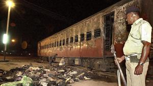 A special court on Wednesday sentenced Yakub Gani Pataliya, an accused in the 2002 Godhra train carnage case — to life imprisonment .(AFP File Photo)