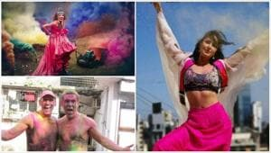 Priyanka Chopra, Katrina Kaif and Josh Brolin wished their fans on Holi.