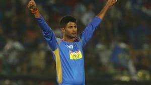 'I would love to get AB de Villiers' wicket': Krishnappa Gowtham on IPL 2019