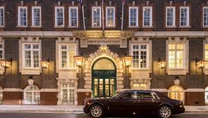Indian billionnaire Yusufalli Kader acquired the Great Scotland Yard building for 110 million pounds in 2015.