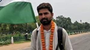 In Congress's list for Odisha polls, man who walked 1500km to meet PM Modi