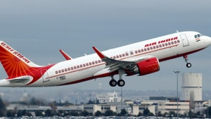 According to an Air India official, it was a third party advertisement and that the leftover boarding passes were printed recently.(PTI File)