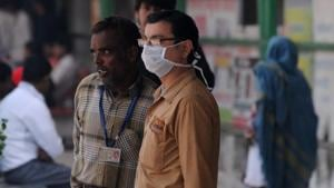 21 people have died due to swine flu in Delhi this year (till March 24).(Photo: Parveen Kumar/ Hindustan Times)