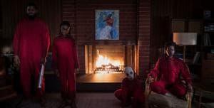 Us the movie is a terrific, meta frightmare, says Rashid Irani