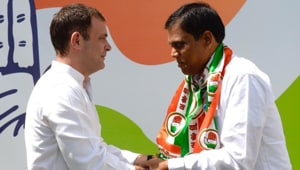 Dohare is the BJP's third Dalit MP and fourth lawmaker in recent weeks to switch parties.