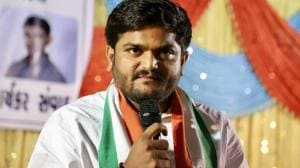 Hardik Patel moved the top court after his plea for stay was rejected by Gujarat High Court last week. He was awarded a two-year prison sentence by a Visnagar court in July 2018 for leading a mob that ransacked local MLA Rishikesh Patel's office in July 2015.